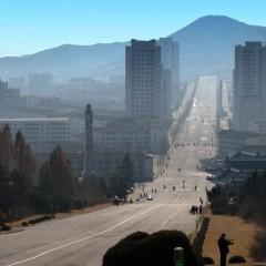 Kesongo pramonės regionas: suvienytos Korėjos iliuzija