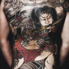 Japoniškos tatuiruotės: atskirties ir galios ženklas