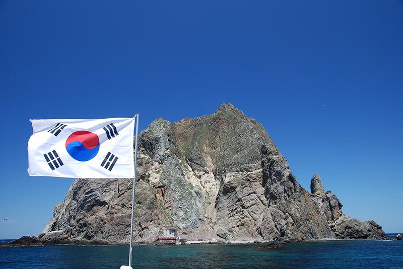 Krymas ir Takešima-Dokdo: Korėjos požiūris