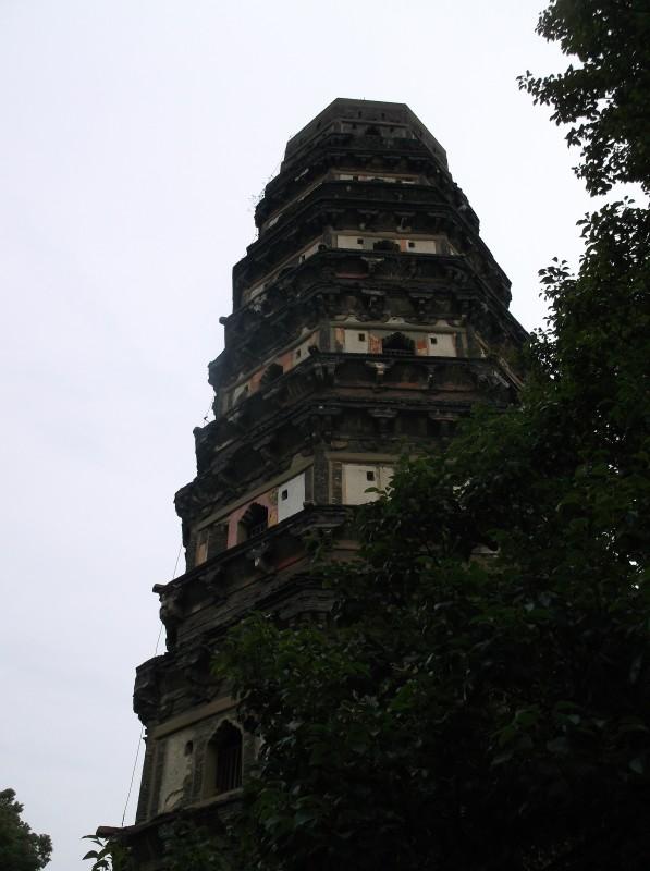 Tiger Hill - Yunan pagoda