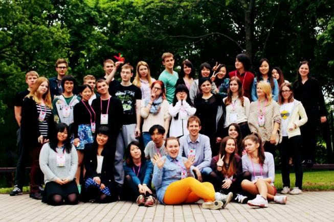 Rytų Azijos forumas: kalbų ir kultūrų renginys