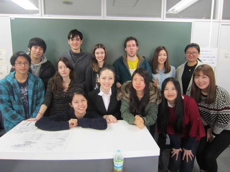 Darbo paieškos Japonijoje