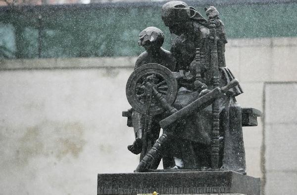 Statue  リトアニアの歴史