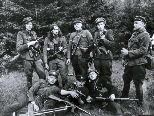 Partisans リトアニアの歴史