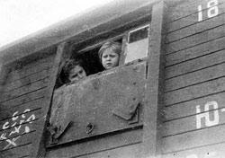 Train siberia russia 1940 リトアニアの歴史