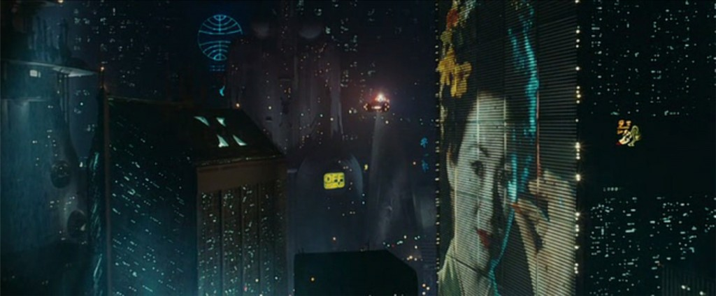 Japan has an honorary place in any technological dystopia (R. Scott Blade Runner, 1989)