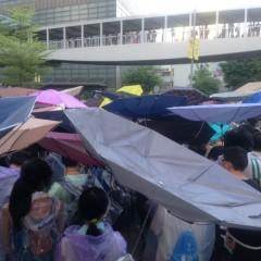 Neramumai Honkonge pereina į ultimatumų lygį