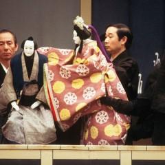 Japoniškų lėlių šokio spektakliai Vilniuje ir Kaune