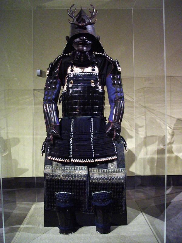 samurai armorai