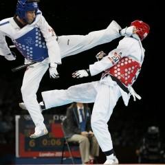 Korėjiečių kovos meno – Taekwondo pristatymas