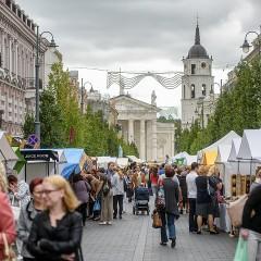 TAUTŲ MUGĖ 세계 거리 축제
