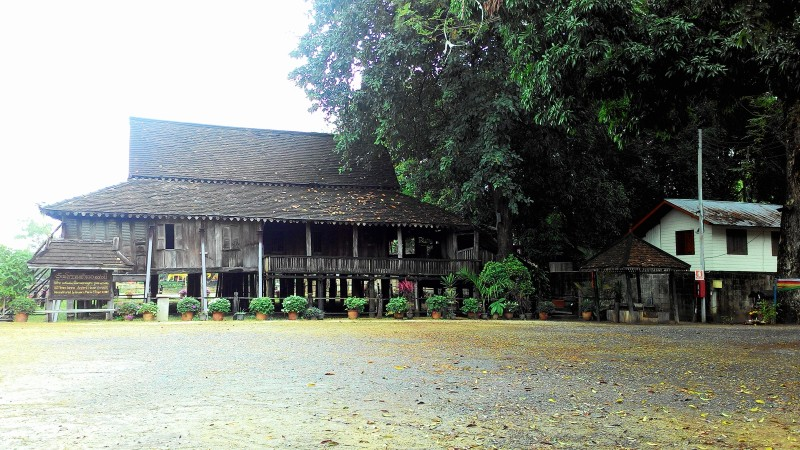 140-year old Lanna style house in Chiang Mai