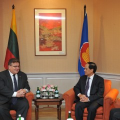 Lithuania Explores Forging Relations with ASEAN