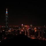 Pirmasis skrydis į Kiniją ir Naujųjų šventimas Taivanio vienuolyne