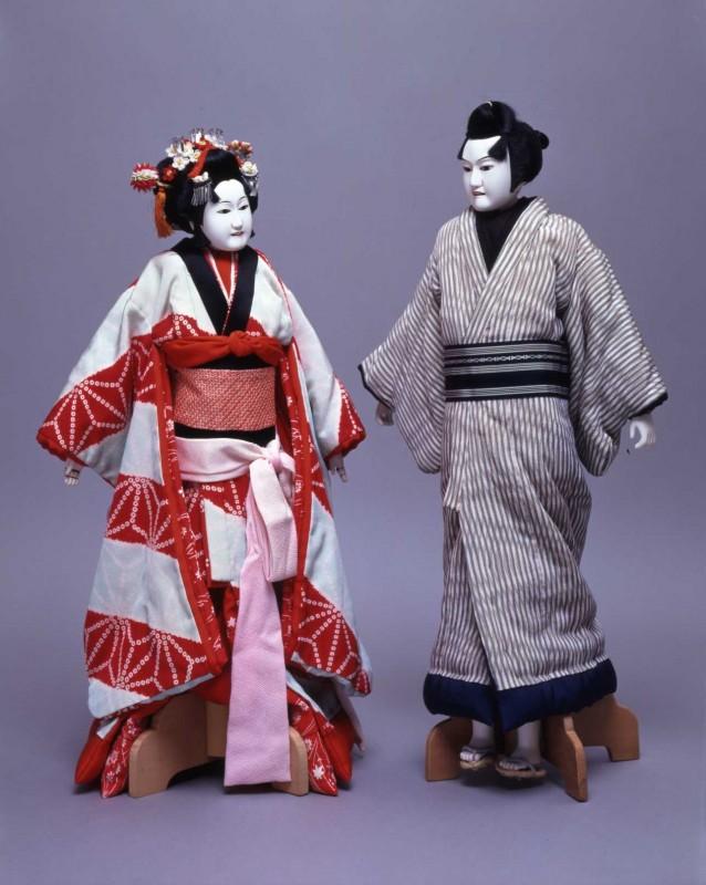 D (1) Ninin-dachi Osome Hisamatsu
