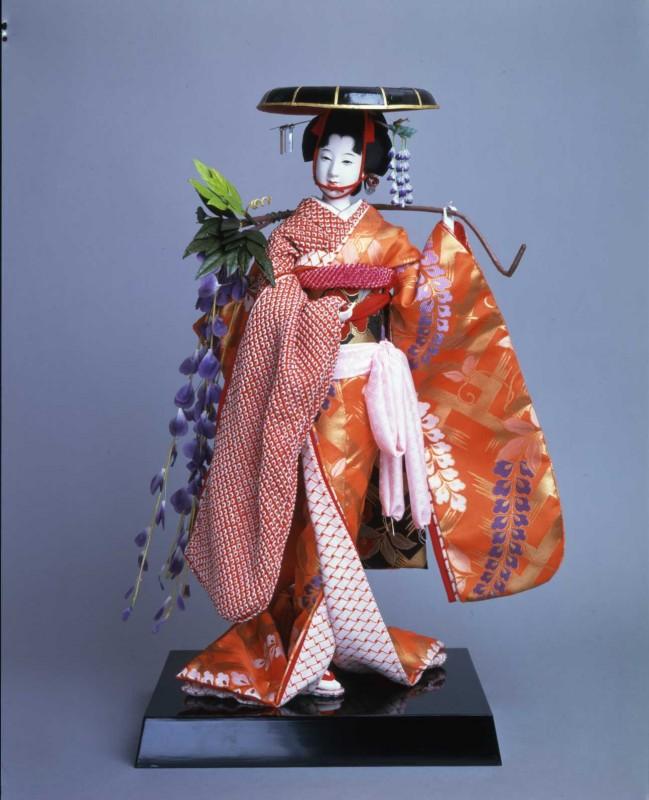 G (1) Fuji Musume