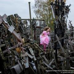 """Japono užfiksuotas Kryžių kalnas pasižymėjo tarp """"National Geographic"""" fotografijos konkurso dalyvių"""