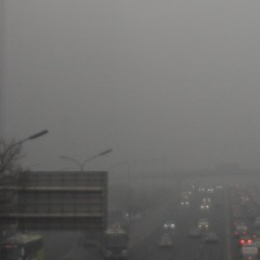 Oro tarša Kinijoje – amžina problema?