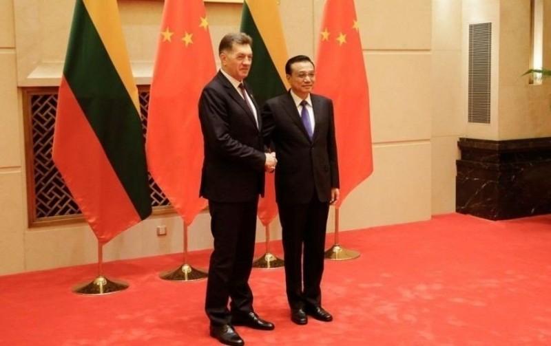 Kinijos premjeras