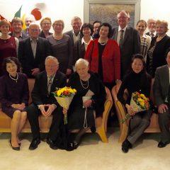 リトアニアと日本の25年の外交関係の記念日のコンサート
