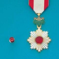 Vytautui Dumčiui – Japonijos apdovanojimas
