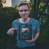 "Lithuanian guy in Korea received millions of views on his ""Youtube"" channel"