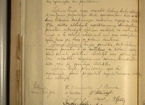 1918年の リトアニア 独立宣言の原本、独外務省で発見か