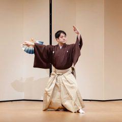 """Išskirtiniai kabuki šokio pasirodymai Lietuvoje """"Japonijos harmonija"""""""