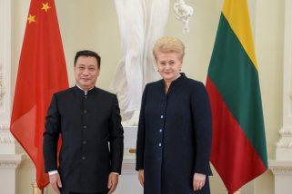Lietuvos ir Kinijos bendradarbiavimas 2018m. – didžiausias potencialas matomas žemės ūkyje