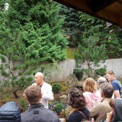 Japono viešnagė Lietuvoje: ''Net atostogaujant kiekviena pastanga gali virsti palikimu''
