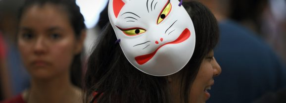 Japonų humoras: Rakugo, Konto, Manzai
