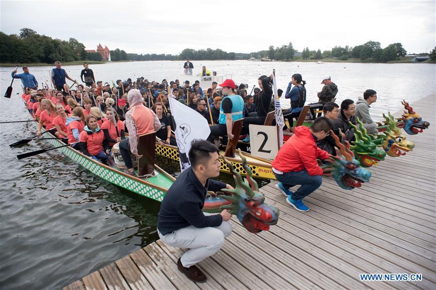 """Drakono valčių festivalis"" Lietuvoje"