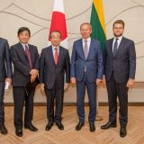 Japonija – viena svarbiausių Lietuvos partnerių Azijoje