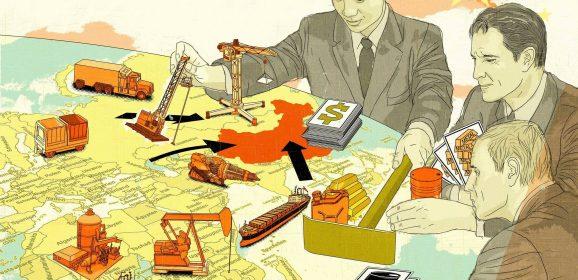 """Kinija globaliame pasaulyje, II dalis: ,,karyba be ribų"""""""