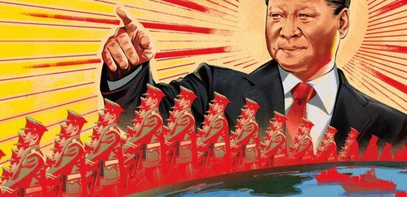 Kinija globaliame pasaulyje, III dalis: karo veiksmai, technologijos ir mokslas