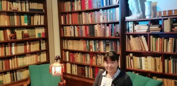 """Aya Kimura: """"S.Nėries poezija japonams yra artima, nes primena haiku"""""""