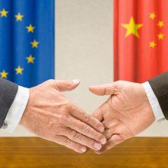 ES-Kinijos susitarimas dėl investicijų